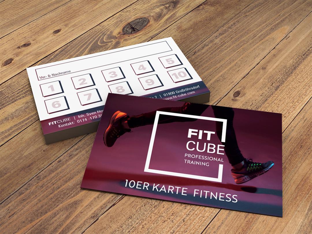 10er-Karte Fitness