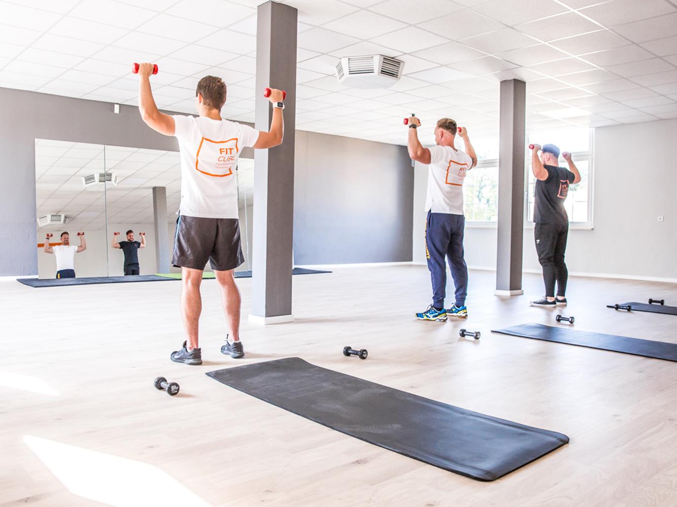 Fitness – 12 Monate