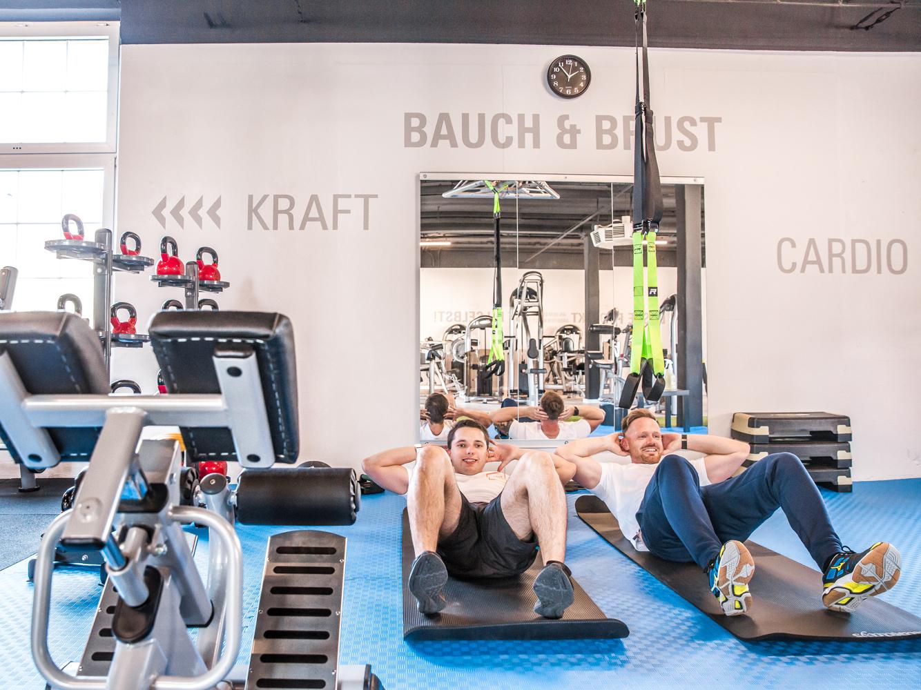 Fitness – 6 Monate