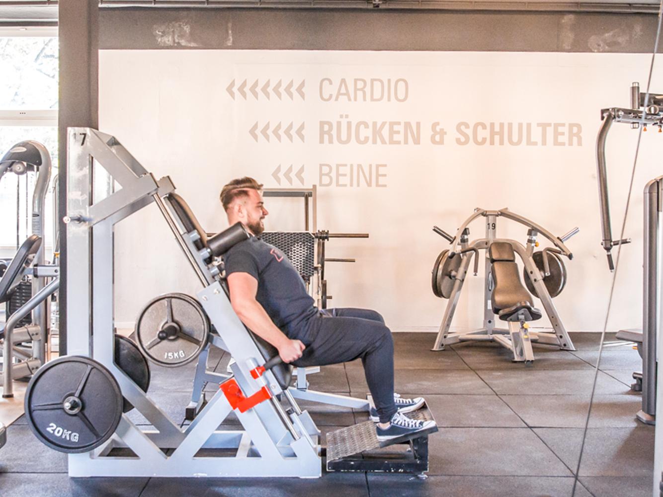 Fitness & Sauna – 6 Monate